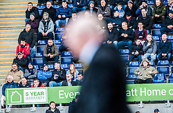 South stand.<br /> Falkirk 1 v 1 Livingston, Scottish Championship game today at The Falkirk Stadium.<br /> &copy; Michael Schofield.