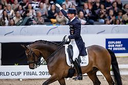Kittel Patrick, SWE, Delaunay OLD<br /> LONGINES FEI World Cup™ Finals Gothenburg 2019<br /> © Hippo Foto - Stefan Lafrentz<br /> 05/04/2019