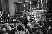 ALEXA JAGO, ; A Service of Thanksgiving for the life of RAPHAEL B JAGO. The Actors' Church , St.  Paul's Covent  Garden. London. 2 June 2015