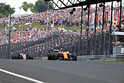 July 29, 2018 - Budapest, Hungary - Motorsports: FIA Formula One World Championship 2018, Grand Prix of Hungary, .#14 Fernando Alonso (ESP, McLaren F1 Team) (Credit Image: © Hoch Zwei via ZUMA Wire)
