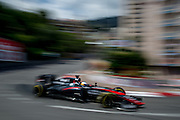 May 20-24, 2015: Monaco Grand Prix: Fernando Alonso (SPA), McLaren Honda