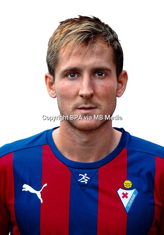 Spain - Liga BBVA 2015-2016 / <br /> ( S.D. Eibar ) - <br /> Izet Hajrovic