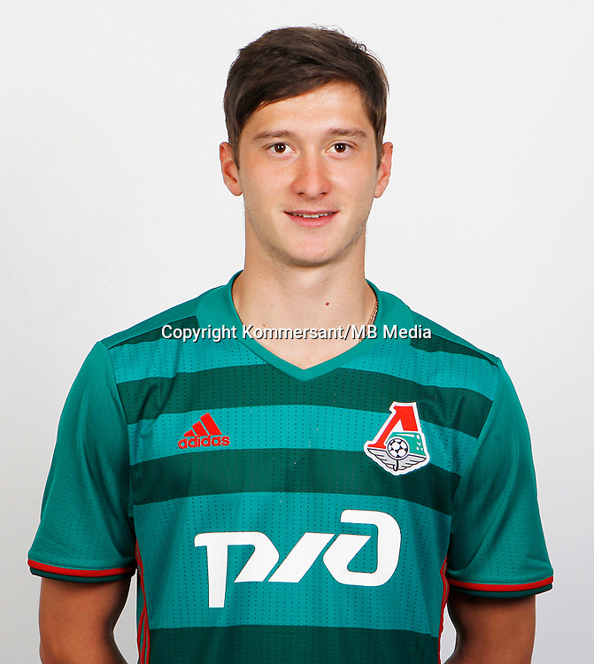 Portraits, Lokomotiv Moscow, August 2016, Russian Premier League