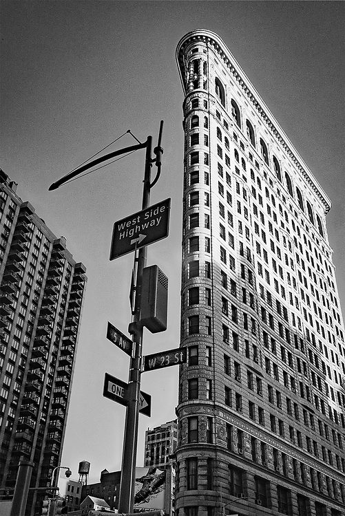Tall and Thin, New York City