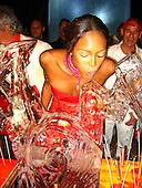 Naomi Campbell Birthday Party 05/20/2004