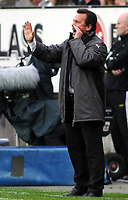 Fotball Tippeligaen Rosenborg (RBK) - Sandefjord 20.09.09,<br /> Patrick Walker, trener Sandefjord,<br /> Foto: Carl-Erik Eriksson, Digitalsport,