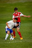 MCHS Varsity Boys Soccer vs George Mason