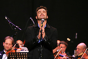 Ashdod Symphony Orchestra conducted by Mark Wallach and singer David D'Or