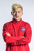 **EXCLUSIVE**Portrait of Chinese soccer player Jiang Jiajun of Chongqing Dangdai Lifan F.C. SWM Team for the 2018 Chinese Football Association Super League, in Chongqing, China, 27 February 2018.