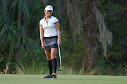 Demi Runas during the third round of the LPGA Qualifying Tournament Stage Three at LPGA International in Daytona Beach, Florida on Dec. 4, 2015.<br /> <br /> ©2015 Scott A. Miller