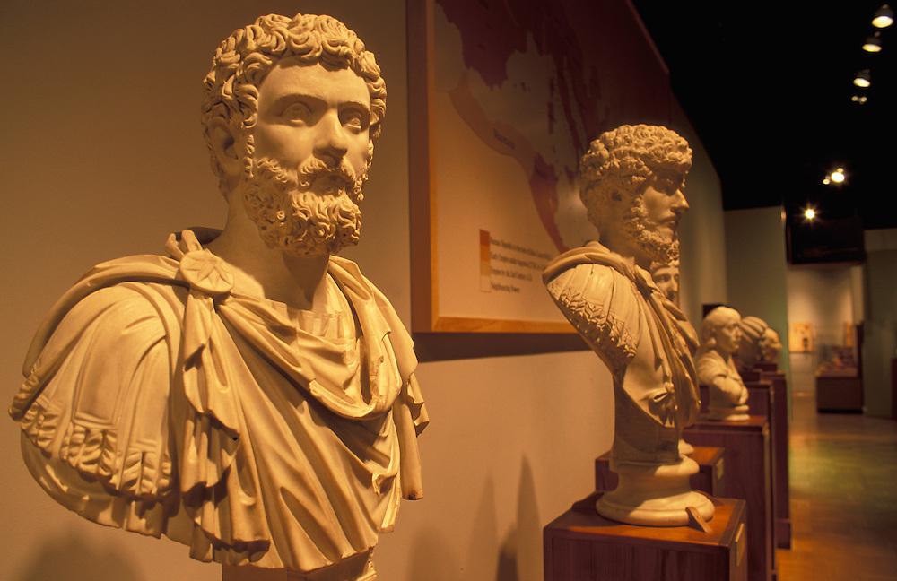 The Roman Worldl, Royal Ontario Museum, Toronto, Ontario, Canada