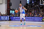 DESCRIZIONE : Campionato 2015/16 Serie A Beko Dinamo Banco di Sardegna Sassari - Dolomiti Energia Trento<br /> GIOCATORE : MarQuez Haynes<br /> CATEGORIA : Palleggio Schema Mani<br /> SQUADRA : Dinamo Banco di Sardegna Sassari<br /> EVENTO : LegaBasket Serie A Beko 2015/2016<br /> GARA : Dinamo Banco di Sardegna Sassari - Dolomiti Energia Trento<br /> DATA : 06/12/2015<br /> SPORT : Pallacanestro <br /> AUTORE : Agenzia Ciamillo-Castoria/C.Atzori