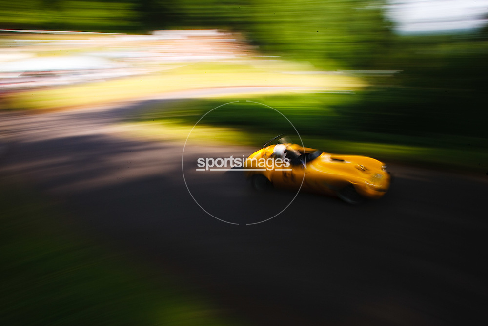 Car number 54(driven by Philip Montgomeery-Smith) at Shelsley Hill climb 6/6/10