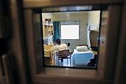 Nederland, Nijmegen, 29-7-2009Cel in gevangenis, huis van bewaring. Foto: Flip Franssen/Hollandse Hoogte