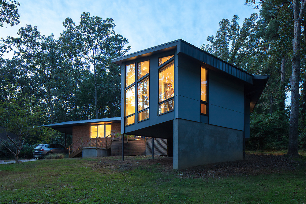 Pettifor-Schoeman Addition   Calico Studio   Chapel Hill, North Carolina