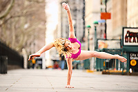 Dance As Art The New York Photography Project: Tribeca Series with dancer Caitlin Olson