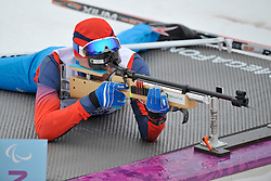 Kirill MIKHAYLOV, Biathlon at the 2014 Sochi Winter Paralympic Games, Russia