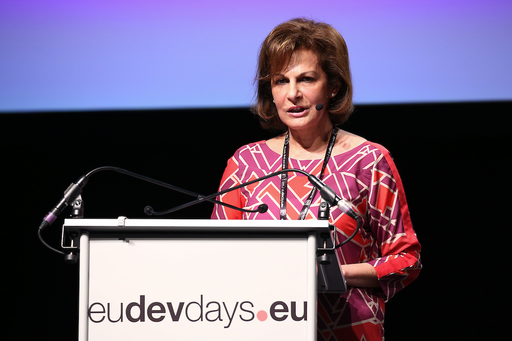 20160616 - Brussels , Belgium - 2016 June 16th - European Development Days - New financing models for a new development agenda - Shada Islam , Director of Policy , Friends of Europe © European Union