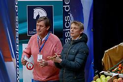 PETERS Bernd (Landestrainer), EWALD Felix (BBG)<br /> Braunschweig - Löwenclassics 2018<br /> Finale Deutsche Meisterschaft der Landesverbände<br /> © www.sportfotos-lafrentz.de/Stefan Lafrentz