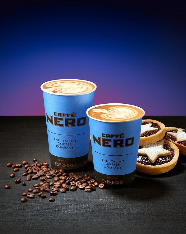 Latte Art Coffee - Caffe Nero