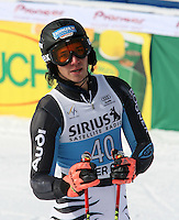 Ski Alpin; Saison 2006/2007  Riesenslalom Herren Felix Neureuther (GER)