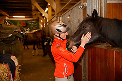 KLIMKE Ingrid<br /> Homestory - Ingrid Klimke 2017<br /> © www.sportfotos-lafrentz.de/Stefan Lafrentz