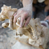 Vietnam | Craftvillage | Du Du | Woodcarving | Hanoi area