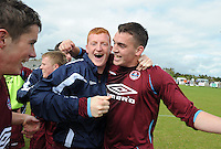 Galway Celebrate in Drom Galway after winning  the youths Final . Phtoto:Andrew Downes