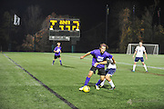 SU Men's Soccer manager, senior Kyle Kauffman, made his soccer debut tonight in theMustangs 2-0 win over the Hood Blazers. The team game also served as a fund raiser for Team Reason in honor of the late Ron Smith. SU Men's Soccer manager, senior Kyle Kauffman, made his soccer debut tonight in theMustangs 2-0 win over the Hood Blazers. The team game also served as a fund raiser for Team Reason in honor of the late Ron Smith.