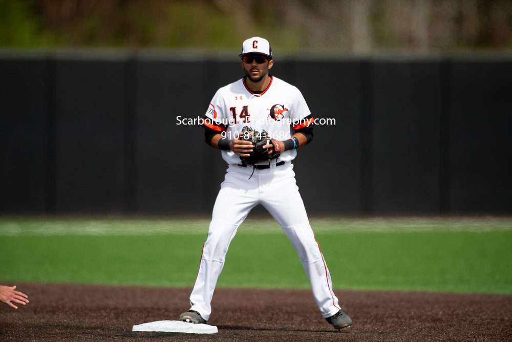 2018 Campbell University Baseball vs Liberty Photo By Bennett Scarborough