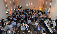 COOPERSTOWN, NY - JULY 26:  A general view of the private reception held by the White Sox for Frank Thomas at Templeton Hall in Cooperstown, New York on July 26 2014.
