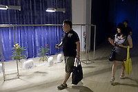 Synthetic Times exhibition at NAMOC, Beijing, China.