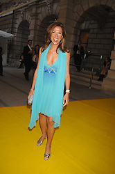 HEATHER KERZNER at the Royal Academy of Arts Summer Exhibition Party at the Royal Academy, Piccadilly, London on 6th June 2007.<br />