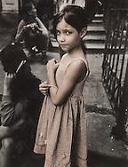 Shy Girl, Havana -- Sepia