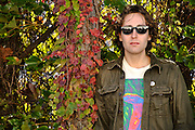 Portraits of electro-rock band Oy Vey, photographed in Brooklyn, New York. October 22, 2010. Copyright © 2010 Matt Eisman. All Rights Reserved.