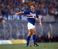 15.12.1985, Stadio Ferraris, Genova, Italy..Serie A, Sampdoria v SS Napoli..Graeme Souness - Sampdoria.©JUHA TAMMINEN