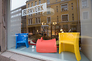 Design District Helsinki. Formverk.