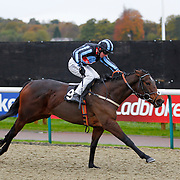 Skibdy Mill and Jim Crowley winning the 1.30 race