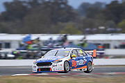 20th May 2018, Winton Motor Raceway, Victoria, Australia; Winton Supercars Supersprint Motor Racing; Todd Hazelwood drives the number 35 Matt Stone Racing Ford Falcon FG X during race 14 of the 2018 Supercars Championship