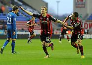 Wigan Athletic v Bournemouth 050113