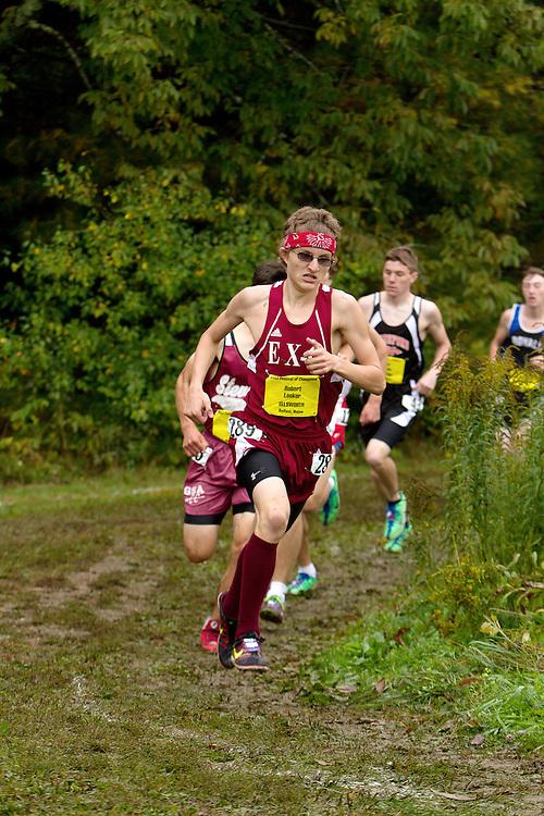 Festival of Champions High School Cross Country meet, Robert Looker, Ellsworth
