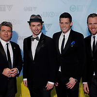 The Tenors /JUNO AWARDS RED CARPET 2013