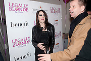 LUCIE JONES; X FACTOR, Savoy Theatre's Legally Blonde- The Musical,  Gala night. After-party at the Waldorf Hilton. London. 13 January 2010. *** Local Caption *** -DO NOT ARCHIVE-&copy; Copyright Photograph by Dafydd Jones. 248 Clapham Rd. London SW9 0PZ. Tel 0207 820 0771. www.dafjones.com.<br /> LUCIE JONES; X FACTOR, Savoy Theatre's Legally Blonde- The Musical,  Gala night. After-party at the Waldorf Hilton. London. 13 January 2010.
