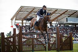 Wathelet Gregory, (BEL), Eldorado van het Vijverhof<br /> Derby Laiterie de Montage - Region Pays de La Loire<br /> Longines Jumping International de La Baule 2015<br /> © Hippo Foto - Dirk Caremans<br /> 16/05/15