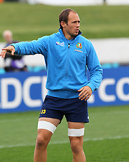Nelson-Rugby, RWC, Italy captains run