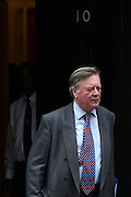 © Licensed to London News Pictures. 08/05/2012. Westminster, UK Lord Secretary of State for Justice KENNETH CLARKE. Ministers on Downing Street today 8th May 2012. Photo credit : Stephen Simpson/LNP