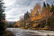 La Riviere du Diable (the Devil's River) flows through Mont Tremblant National Park in Quebec, Canada. PHOTO BY TIM SNOW