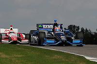 Rubens Barrichello, Honda Indy Grand Prix of Alabama, Barber Motorsports Park, Birmingham, AL 04/01/12