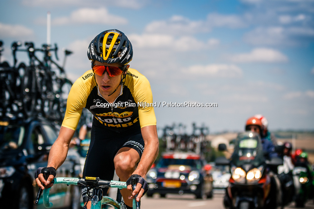 Stage 4 from Mondorf-les-Bains to Vittel (203 km) of the 104th Tour de France, 4 July 2017. Photo by Pim Nijland / PelotonPhotos.com | All photos usage must carry mandatory copyright credit (Peloton Photos | Pim Nijland)