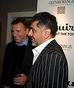 DUNCAN BANNATYNE; JAMES CAAN, Esquire Man at the Top Awards 2008. Haymarket Hotel. London. 3 November 2008 *** Local Caption *** -DO NOT ARCHIVE -Copyright Photograph by Dafydd Jones. 248 Clapham Rd. London SW9 0PZ. Tel 0207 820 0771. www.dafjones.com